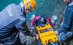 Tìm ra hang dưới nước sâu nhất Trái Đất