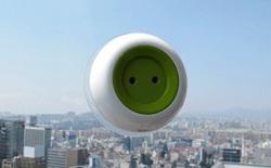 Sinh viên Hàn Quốc nghĩ ra ổ cắm di động lấy năng lượng từ Mặt Trời, khỏi lo hết pin
