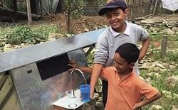 Startup tạo ra hệ thống năng lượng Mặt Trời hút được nước từ không khí, giải quyết vấn đề thiếu nước sinh hoạt