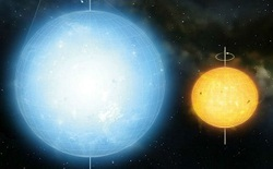 Các nhà khoa học tìm ra ngôi sao tròn trịa nhất Vũ trụ