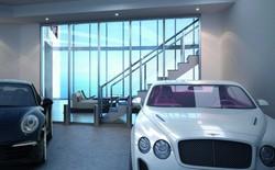 Ghé thăm tòa nhà sang trọng nhất thế giới, có cả thang máy dành cho các siêu xe