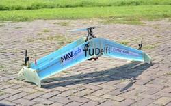 Chiếc drone này có thể giải quyết được vấn đề đang làm đau đầu cả Google và Amazon