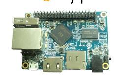Orange Pi One: máy tính siêu nhỏ, chip lõi tứ, giá chỉ 10 USD