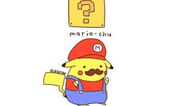 Mario Pikachu chắc chắn là tạo hình Pikachu tuyệt vời nhất