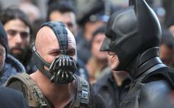 Để bảo vệ thông tin cá nhân, hãy học tập cách của diễn viên đóng Bane trong Batman