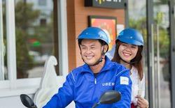 """""""Xe ôm"""" Uber có giá 3.700 đồng/1km tại Việt Nam"""