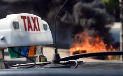 """Uber bị phạt gần 1 triệu USD vì hoạt động """"chui"""" tại Pháp"""