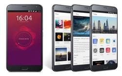 Smartphone Ubuntu mạnh mẽ nhất thế giới trình làng: chip Exynos 7420, 3GB RAM, màn 5,7 inch
