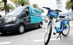 """Không chỉ Mai Linh hay Vinasun, đến lượt Ford cũng nhảy vào """"đánh"""" Uber"""