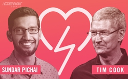 Gần hết năm luận bàn về khái niệm Frenemy giữa Apple, Google, Samsung, Facebook... (P.1)