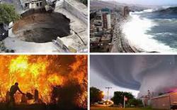 Thảm hoạ thiên nhiên tàn khốc nhất mà thế giới đã trải qua là gì?