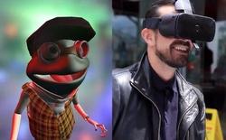 Đây là chiếc kính VR đầu tiên trên thế giới có khả năng ghi nhận biểu cảm khuôn mặt