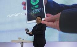 Oppo giới thiệu công nghệ sạc đầy pin 2.500 mAh chỉ trong 15 phút