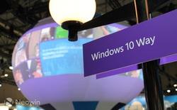 Windows 10 cán mốc 400 triệu thiết bị cài đặt