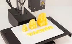 Những chiếc kẹo trong tuơng lai sẽ được tạo ra bằng máy in 3D, người dùng được chọn hình thù tùy thích