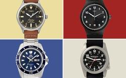 10 chiếc đồng hồ mang vẻ ngoài ấn tượng có giá dưới 150 USD