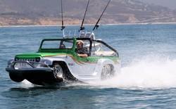 Elon Musk nói Tesla Model S có khả năng biến thành thuyền trong nhiều trường hợp