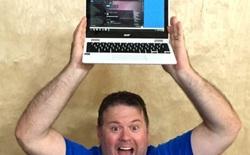 Chromebook nay đã cài được Windows, thêm 1 lý do xứng đáng để mua