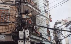 138.000 kỹ sư bầu chọn cột điện đường phố Hà Nội vào top 3 đường dây điện đáng sợ nhất thế giới