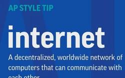 Viết đúng sẽ là Internet hay internet?