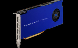 AMD trình làng thế hệ Radeon Pro mới dành cho Workstation, gồm WX 7100, WX 5100 và WX 4100