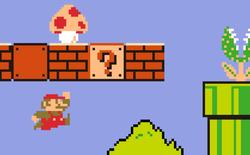 """Hướng dẫn 2 cách hack game """"Mario 4 nút"""" huyền thoại để mở thêm nhiều màn chơi ẩn"""