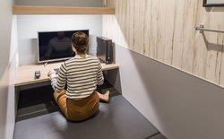 Ngủ tại quán cà phê internet, giải pháp du lịch Nhật Bản với chi phí thấp
