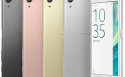 Sony tung dòng Xperia X lần đầu tiên thay đổi ngôn ngữ thiết kế sau 3 năm làm smartphone