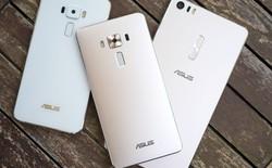 ASUS Zenfone 3 ra mắt: 3 phiên bản, giá từ 249 USD, diện mạo mới rất đẹp và sang trọng