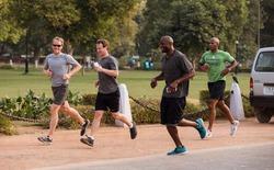 Mark Zuckerberg đặt mục tiêu chạy bộ 600km trong năm 2016