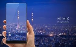 CEO Xiaomi: Xiaomi Mi MIX II sẽ có diện tích hiển thị lớn hơn nữa