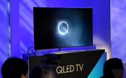 [CES 2017] Samsung lần đầu tiên giới thiệu công nghệ TV QLED, tốt hơn OLED gấp nhiều lần