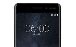 Nokia 3 đã lộ diện thông số kĩ thuật: Màn hình 5,2 inch, trang bị Snapdragon 425