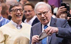 Tỷ phú Warren Buffet dành tặng Bill Gates 30 tỷ USD, và đây là mục đích của số tiền này