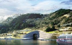Na Uy sẽ xây dựng đường hầm cho tàu thủy đầu tiên trên thế giới