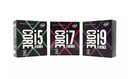 [Computex 2017] Intel chính thức ra mắt dòng CPU Core X cao cấp, Core i9 Extreme mạnh nhất với 18 lõi, 36 luồng và giá 2.000 USD