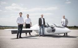 """Startup """"Uber trên bầu trời"""" nhận 90 triệu USD vốn đầu tư"""