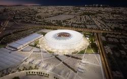 Đây rồi, sân vận động này chính là nơi các siêu sao bóng đá sẽ tung hoành trong mùa hè 2022 ở Qatar