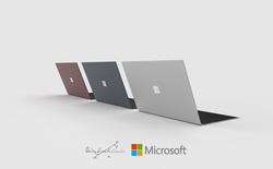 Chiêm ngưỡng mẫu concept Surface laptop khiến Macbook cũng phải chào thua