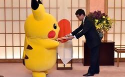 """Bộ đôi """"đáng yêu siêu cấp"""" Pikachu và Hello Kitty chính thức trở thành đại sứ văn hóa của Osaka, Nhật Bản"""