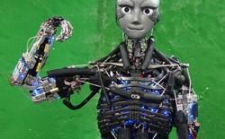 Con robot này có thể tập thể dục và... đổ mồ hôi, không khác gì con người