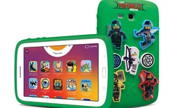 Samsung vừa bắt tay với Lego để ra mắt tablet Galaxy Kids 7.0 LEGO NINJAGO Edition