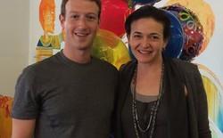 """Chồng mất, """"nữ tướng"""" Facebook chán đến mức ngủ gật trong buổi họp và Mark Zuckerberg đã đưa bà lời khuyên không thể tốt hơn"""