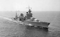 """Đồng sáng lập Microsoft tìm thấy xác con tàu nổi tiếng USS Indianapolis đang """"ngủ sâu"""" tại 5.500 mét dưới Thái Bình Dương"""