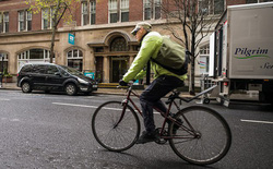 Nghiên cứu: Đi làm bằng xe đạp giúp bạn giảm gần một nửa nguy cơ mắc bệnh tim, ung thư và tử vong sớm