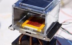 Thiết bị này có thể hút được nước từ không khí, kể cả là không khí ở sa mạc