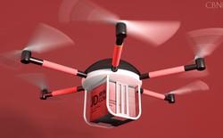 Đối thủ của Alibaba tại Trung Quốc sắp giao hàng bằng drone có trọng tải 1 tấn
