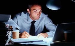 Một nghiên cứu chỉ ra rằng làm việc trên 39 tiếng mỗi tuần không tốt cho sức khỏe