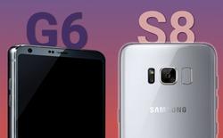 """Thôi xong, LG G6 sẽ được trang bị vi xử lý của năm ngoái, Snapdragon 821 do Samsung """"cuỗm"""" hết Snapdragon 835"""
