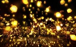"""""""Rừng đèn cộng hưởng"""": tác phẩm nghệ thuật ánh sáng khiến bạn như đi lạc vào xứ sở thần tiên"""